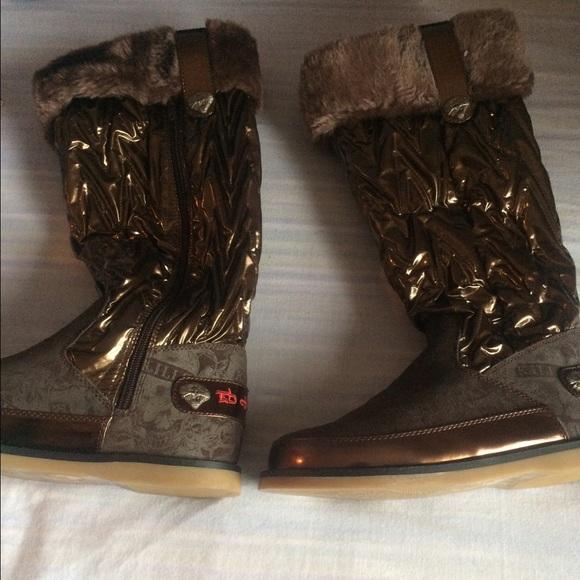 Ed Hardy Ed Hardy Women Boots From Suluena S Closet On
