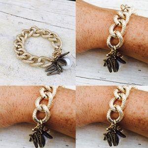 Jewelry - 💖 Personalized link bracelet