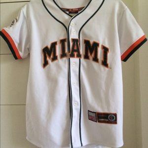 Other Kids Um Baseball Jersey 8 Size Xl Adultss Poshmark