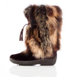 Pajar Fox Trot Fur boots