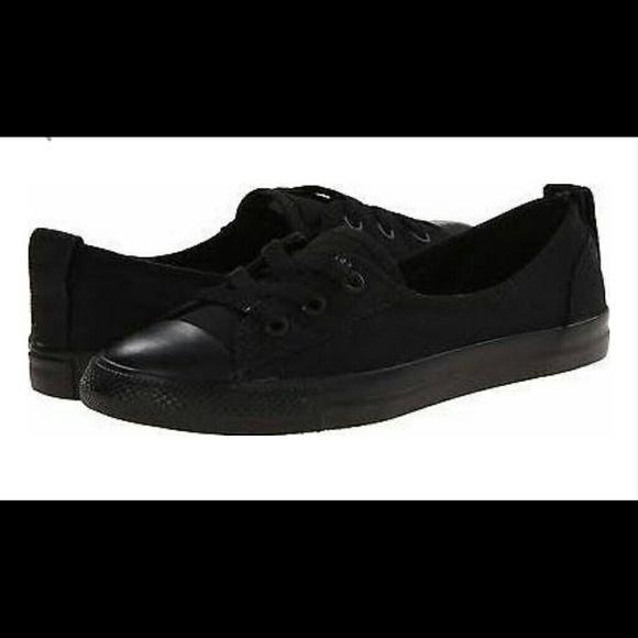 5c318c1e417f1d Converse Shoes - Converse ballet lace slip