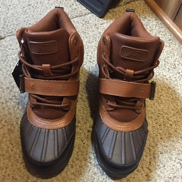 Mountain Gear Mens Boots. NWT a5a4c7321