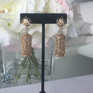 Fantasia clip on earrings