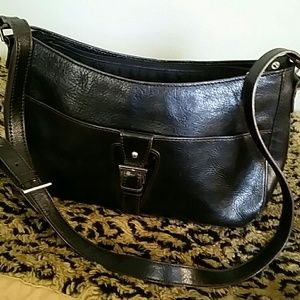 Handbag,ETIENNE AIGNER, Leather