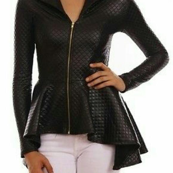 plus size peplum jacket 3x from tynetta ���xoxo���s closet on