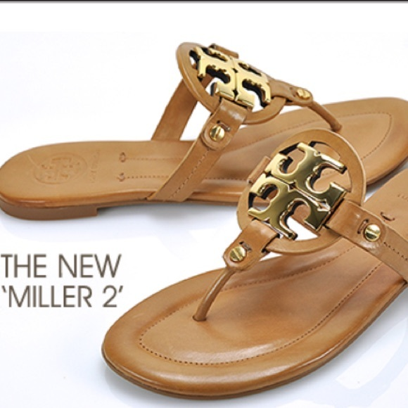 f07f2f6019583e Tory Burch Miller 2 Sandal. M 5612e71b4e95a3421a002c16. Other Shoes ...