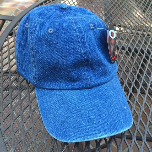 denim baseball cap brandy melville ebay blank hats accessories