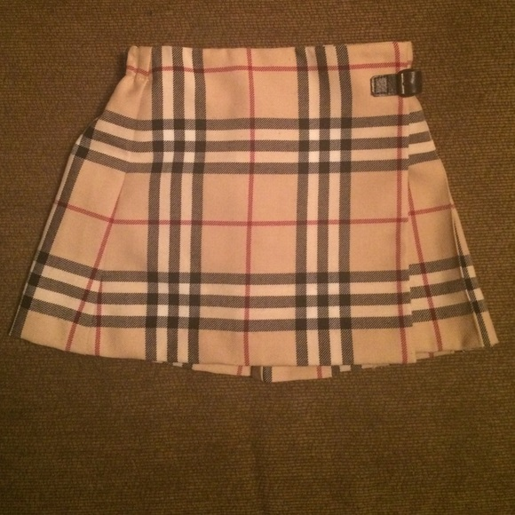 079c0af5fa92 Burberry Dresses   Skirts - Burberry Baby Skirt