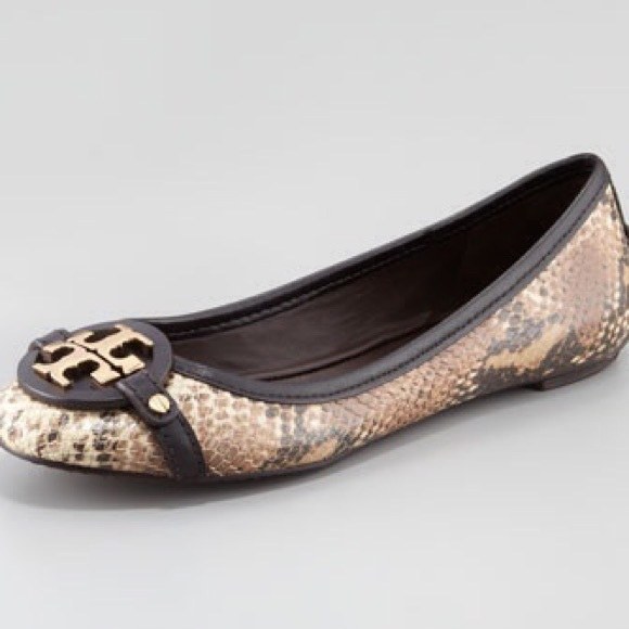 under $60 cheap online Tory Burch Aaden Logo Flats discount looking for buy cheap classic cheap sale 2014 unisex extremely tympcE7