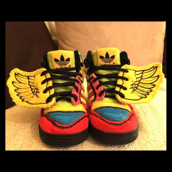 release date: 3134b 17846 Adidas Other - Jeremy Scott x Adidas Originals Wings (Kids)
