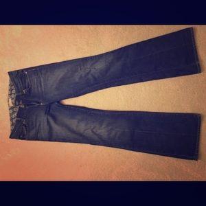 Paige denim boot cut jeans size 30