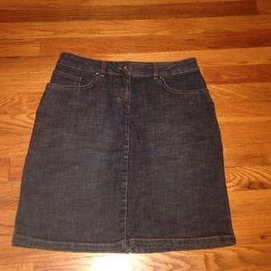Steilmann Dresses & Skirts - Jean skirt