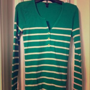 JCrew worn once thermal shirt-cozy for winter!!