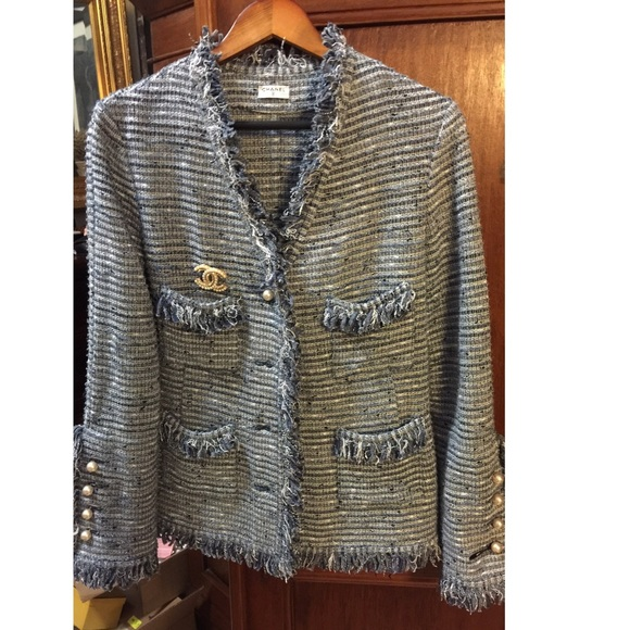 dbf35a13480e CHANEL Jackets & Coats | Tweed Jacket | Poshmark