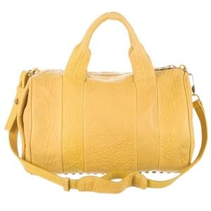 Alexander Wang Rocco in Yellow