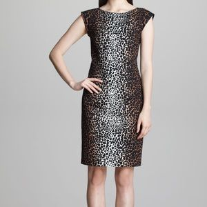 Derek Lam Dresses & Skirts - Derek Lam Enhanced Giraffe Print Dress