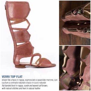 Shoes - Verri Top Inset GLADIATOR Sandal
