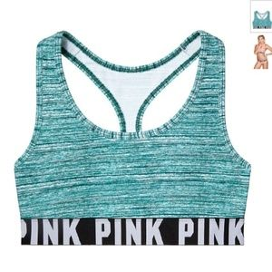 PINK Victoria's Secret Other - New Victoria's Secret PINK Logo Bra Top - Small