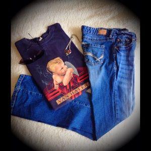 Reign Denim - Denim Jeans by Reign Size 5 Long
