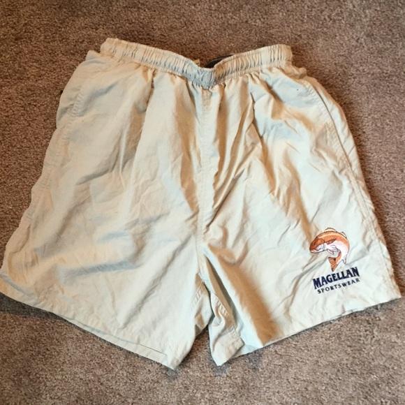 84 off magellan sportswear pants fishing shorts from jo for Magellan fishing pants