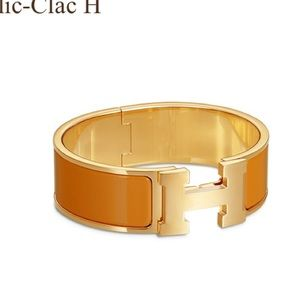 Hermes Clic Clac Cuff Bracelet AUTHENTIC