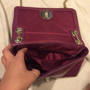 kate spade Bags - Kate spade red plum Cynthia handbag