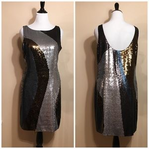 NWT very special Ann Taylor sequin dress