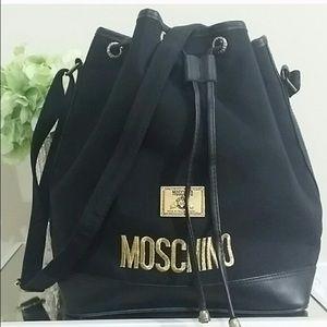 Moschino Handbags - Moschino Bucket