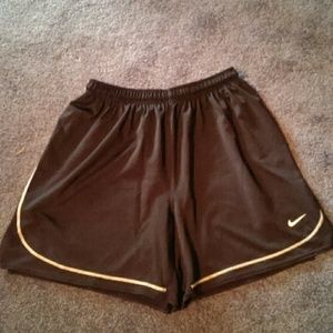Nike Team Fit Dry shorts, size S
