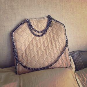Stella McCartney Handbags - 🎉Sale Stella McCartney BlushQuilted Falabella Bag