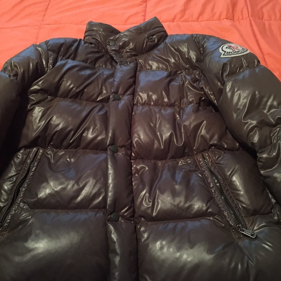 Men's size 3 Moncler bubble coat.