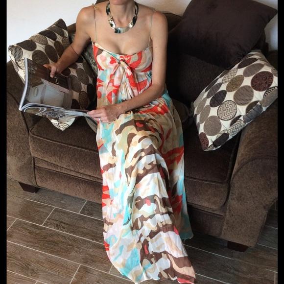 463205c54b Anniversary Sale 🎉 Stunning DVF Maxi Dress