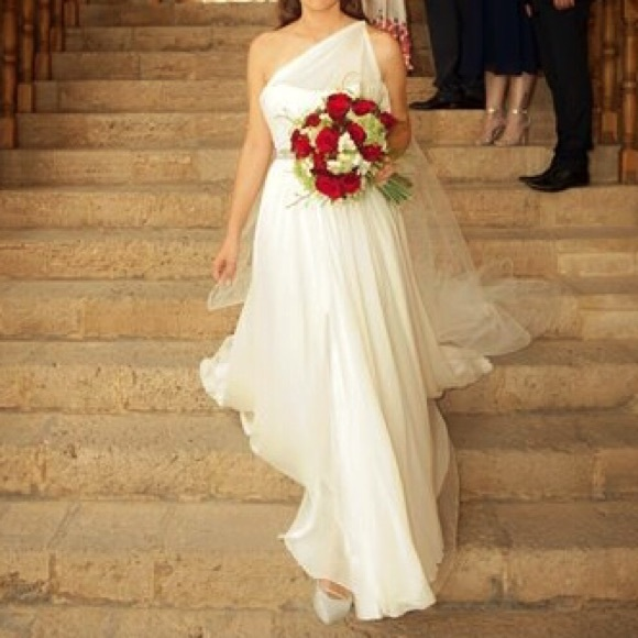 Goddess Wedding Gown: 64% Off Romona Keveza Dresses & Skirts