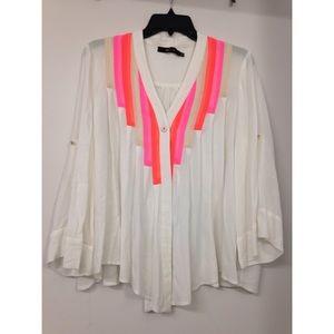 Ark & Co kimono/top
