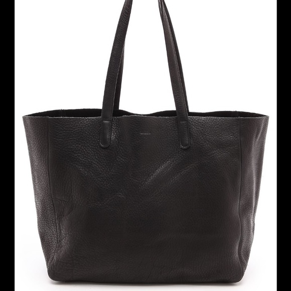 be507005363 Baggu Oversized Leather Tote