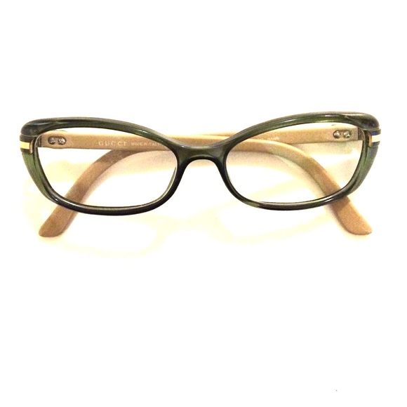 4990f6d21c Gucci Accessories - Gucci gg 3200 eyeglasses in green natural
