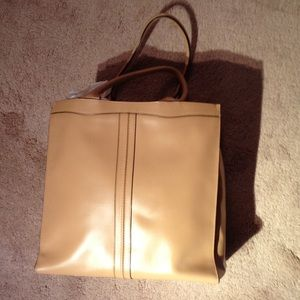 Valextra Handbags - Valextra leather tote