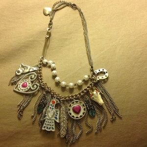 Betsey Johnson Jewelry - Betsey Johnson Indian Summer Necklace