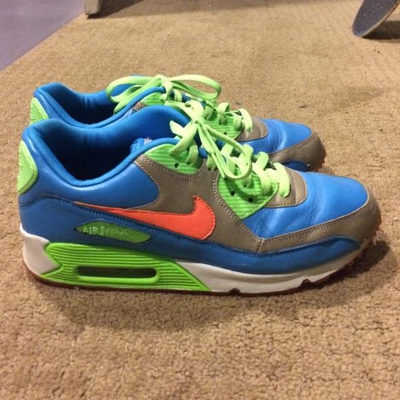 03adda42e6 Nike Air Max 90-Men's custom ID. M_560b68904e6748649f022168