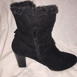 7f67b378d10b Dana Buchman Shoes - Dana Buchan CONNIE FUR HEEL
