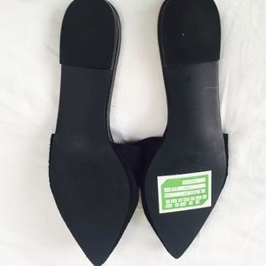 7b0bb7a62 Urban Outfitters Shoes - backless pointed flat. New. UO: silence and noise
