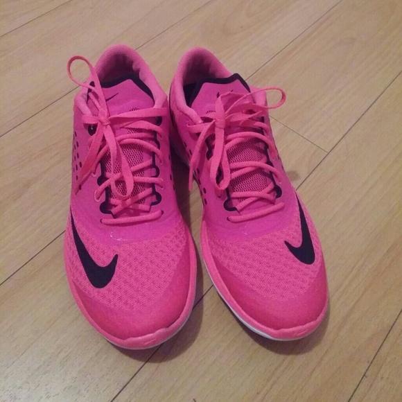 Pink Nike Fitsole