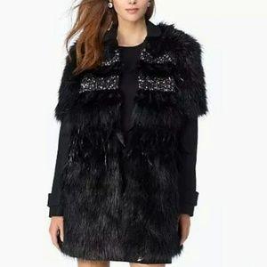 Juicy couture black coat