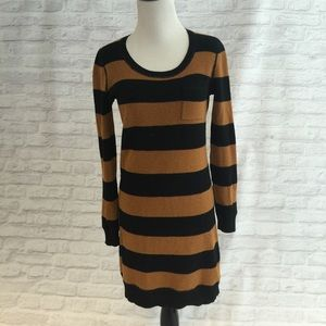 "Madewell Dresses & Skirts - Striped ""Lamp Post"" Sweater Dress"