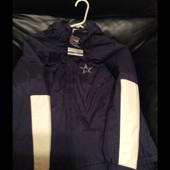 newest c691b e6380 Dallas Cowboy rain coat Boutique