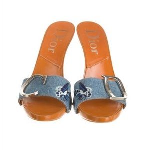 Christian Dior Sandals clearance outlet locations latest enjoy for sale best seller sale online clearance online Bbj7bR