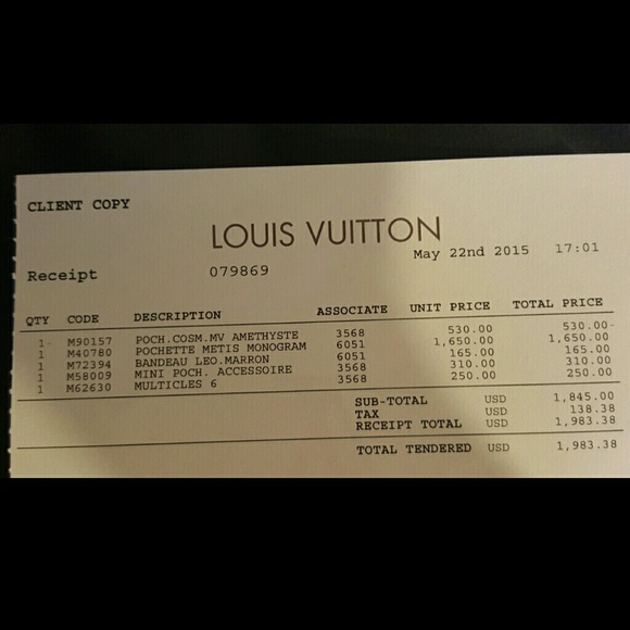 louis vuitton bags lv proof of purchase poshmark