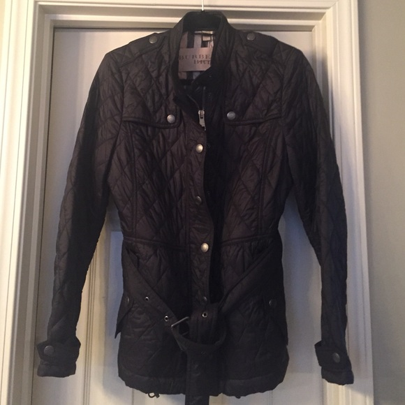 40% off Burberry Jackets & Blazers - Burberry Brit Starkford ... : burberry quilted belted jacket - Adamdwight.com