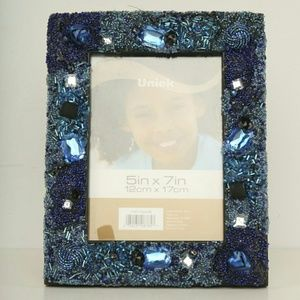 Picture Frame  5x7 Blue Lagoon
