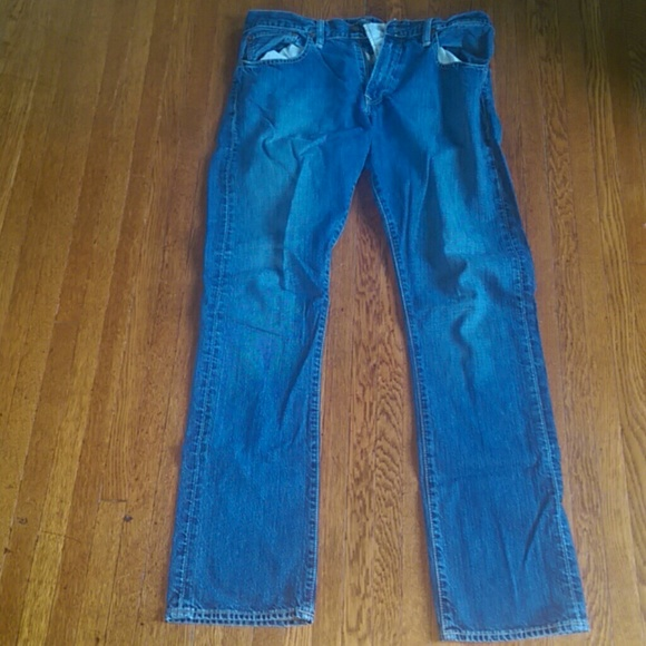 4df592549 Polo by Ralph Lauren slim straight 018 blue jeans.  M 560c09856ba9e6c3f1024538